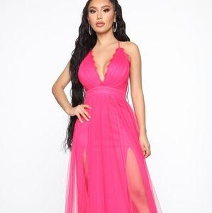 NWT FN Pink Dress